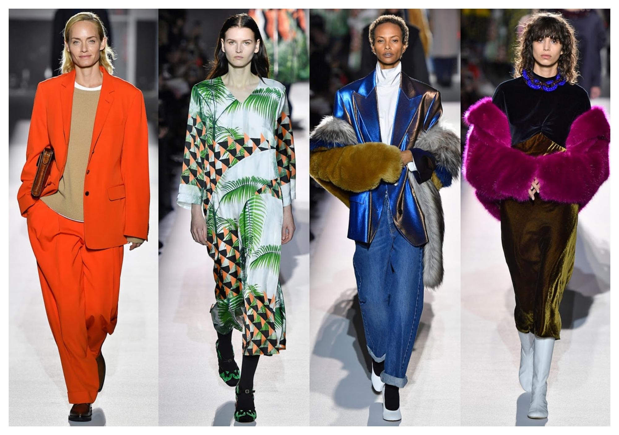8 tendências da moda outono inverno 2018