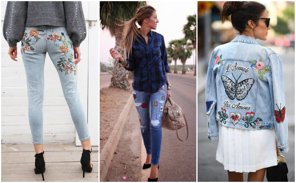 Casual Jeans – Look customizado