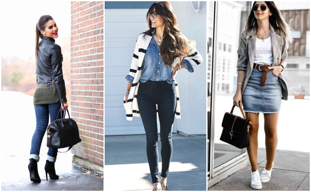 Casual Jeans – Look básico