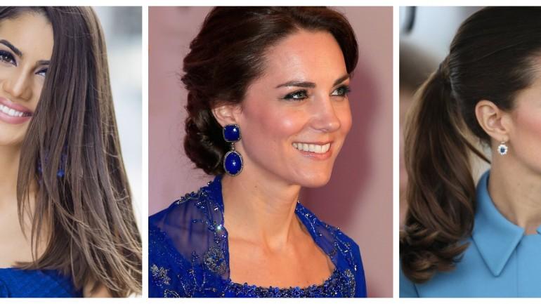 Brincos da moda: os azuis estão em alta!