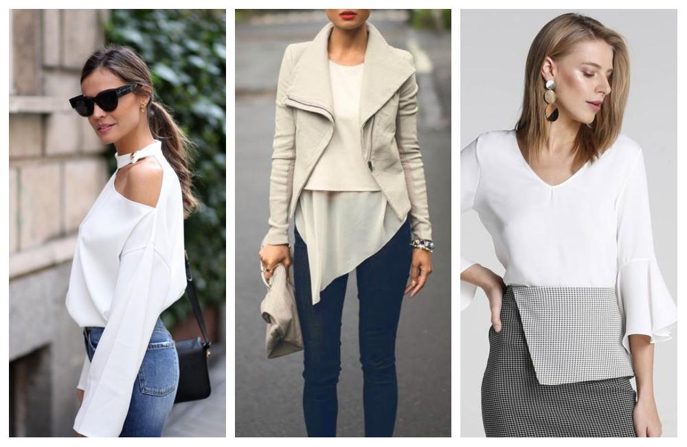 Blusas para trabalhar que não podem faltar no seu guarda-roupas!