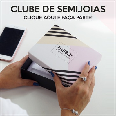 Clube de Assinatura de Semijoias