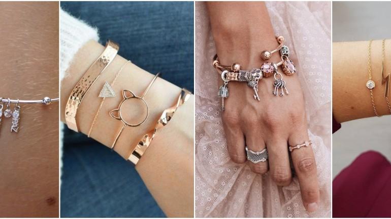 10 tipos de pulseiras para conhecer e se apaixonar