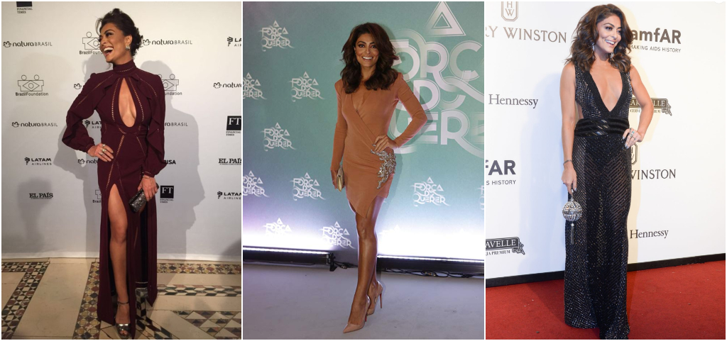 Juliana Paes looks eventos