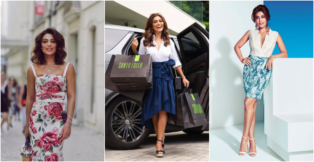 Looks de Juliana Paes