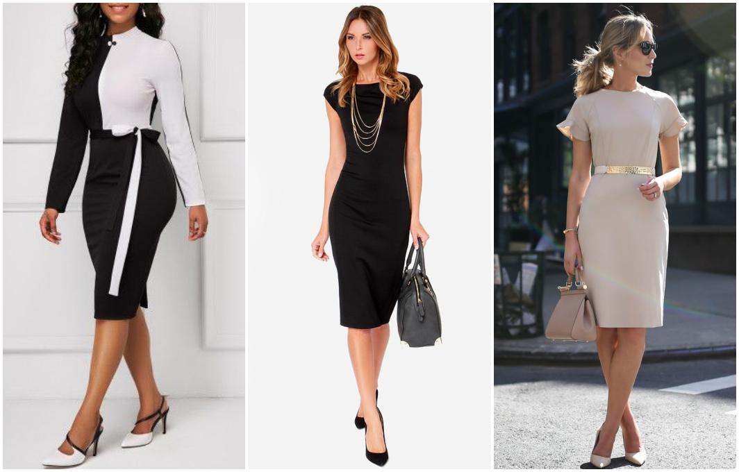 Como combinar vestido com sapato 3