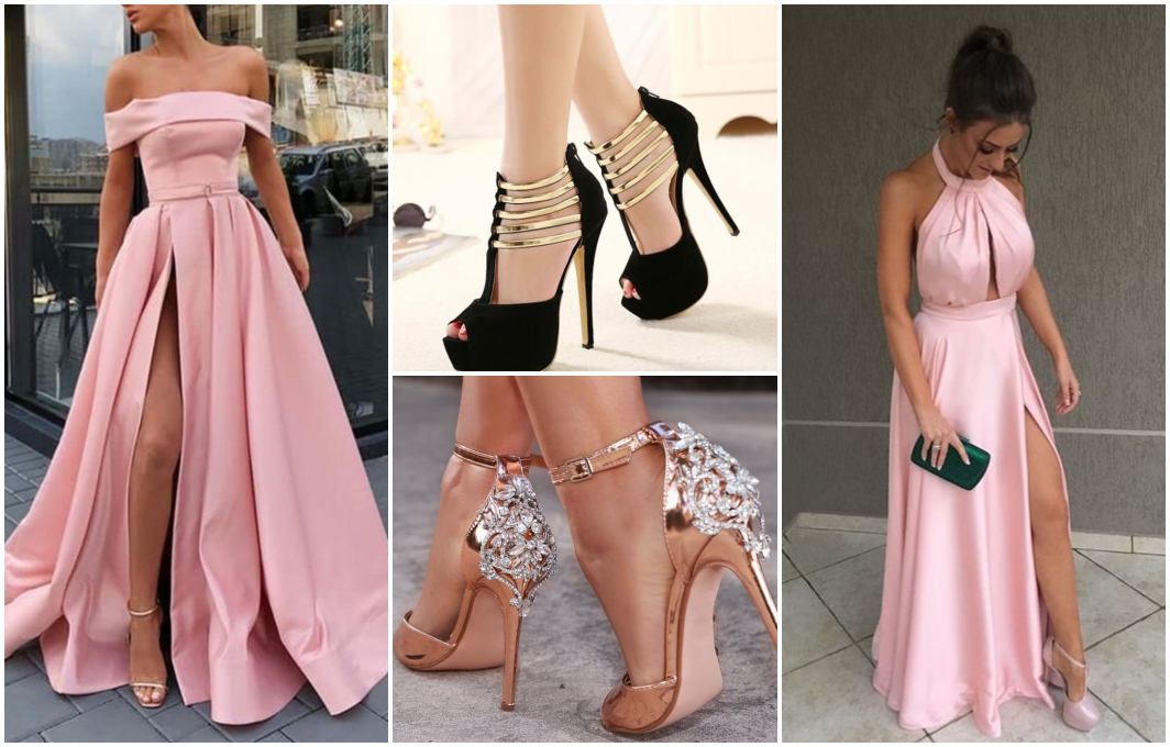 Como combinar vestido com sapato 6
