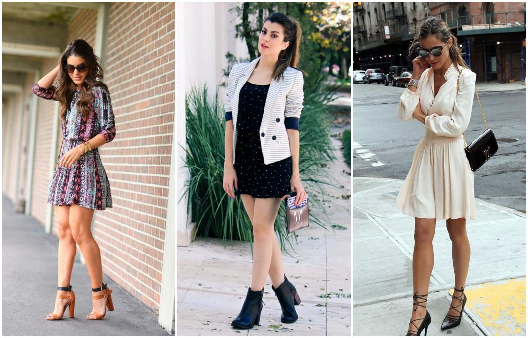 Como combinar vestido com sapato 8