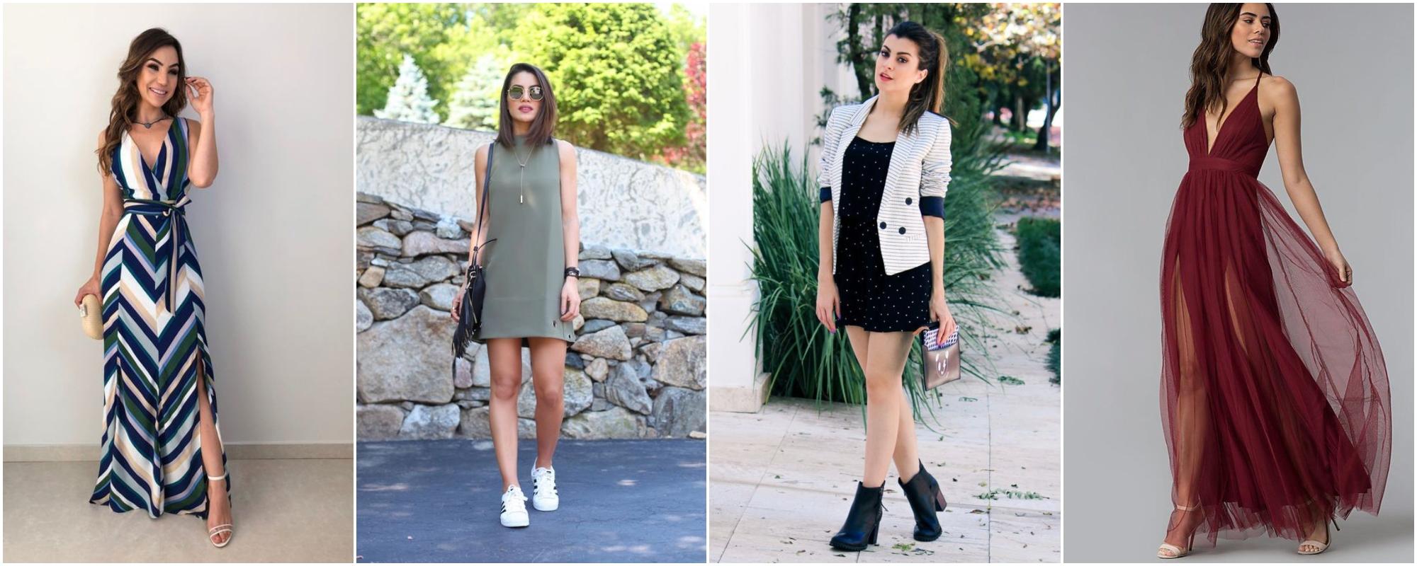 f2932e17b 10+ Dicas de como combinar vestido com sapato | Blog da Kitbox