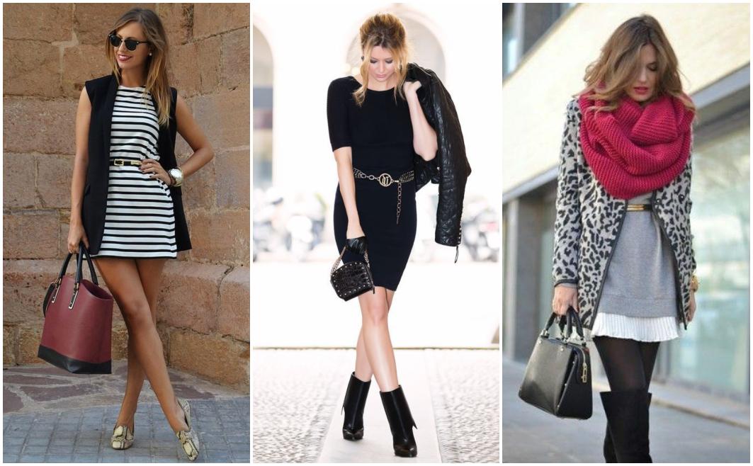 Como usar cinto feminino que combine com a roupa? 3