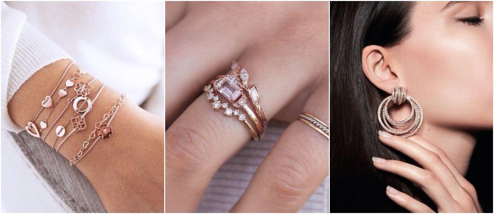 Rose Gold – A tendência das semi joias em ouro rose 2