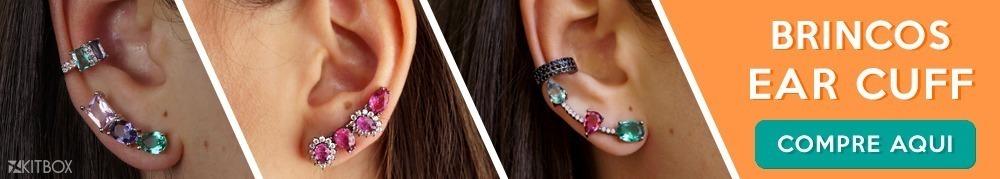 Onde comprar brincos ear cuff