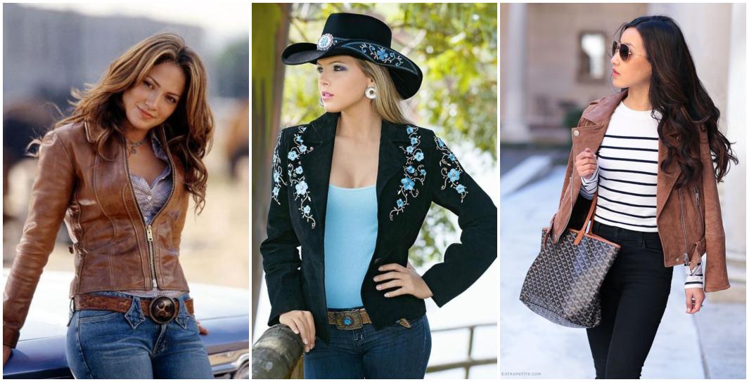 Estilo country no dia a dia: como usar jaqueta