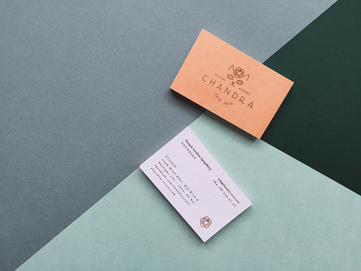 Cartão de visita para revendedoras