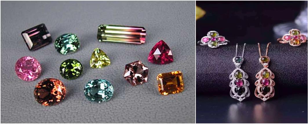 Qual o significado das pedras preciosas - Turmalina