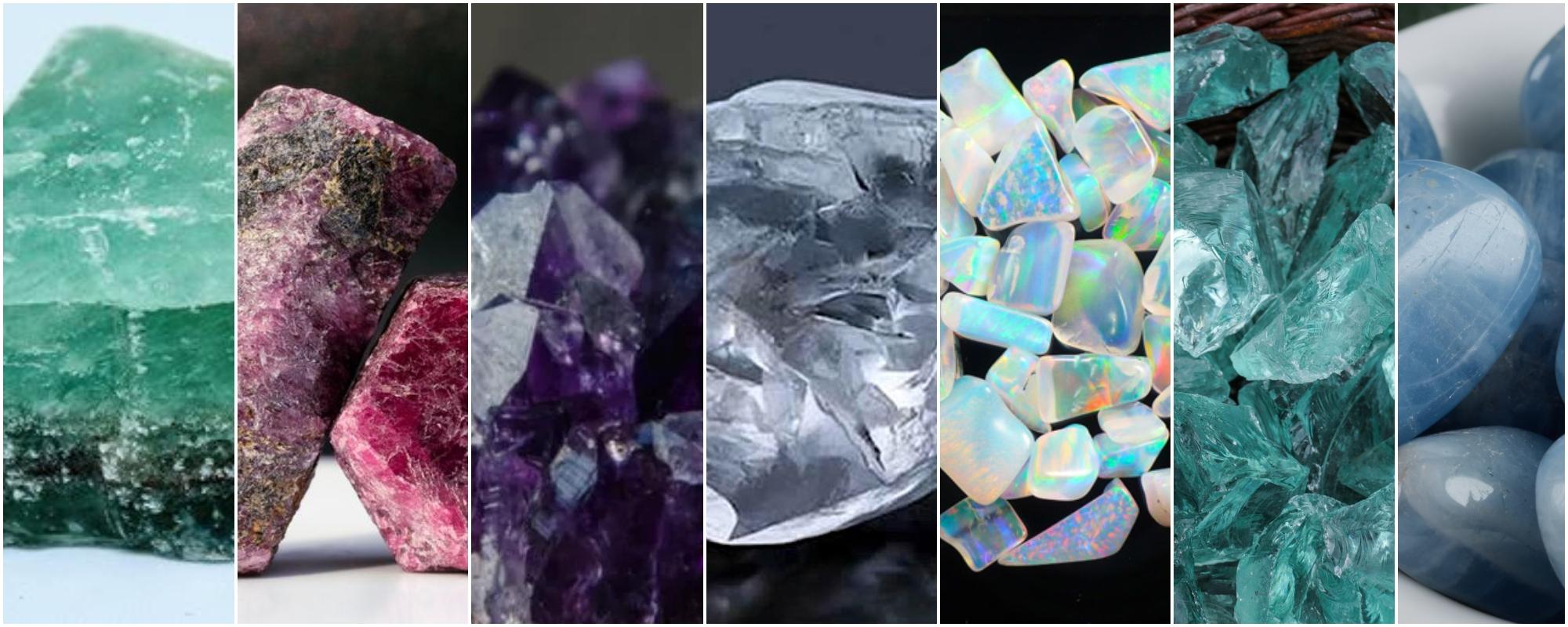 Qual o significado das pedras preciosas
