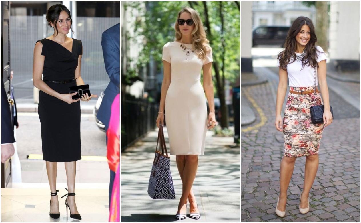 Looks para trabalhar no verão com vestidos
