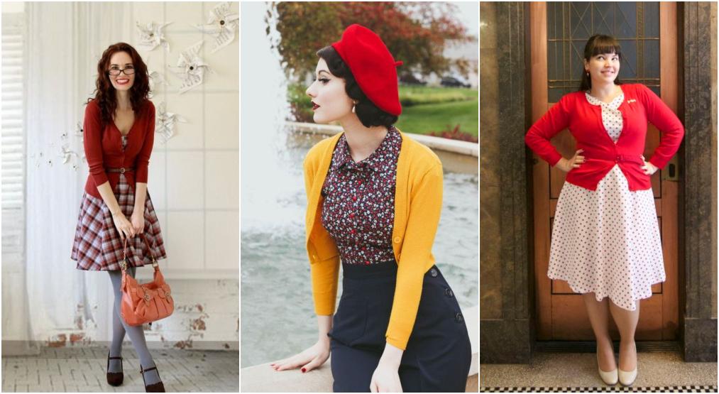 Moda Vintage – Dicas de como usar 5