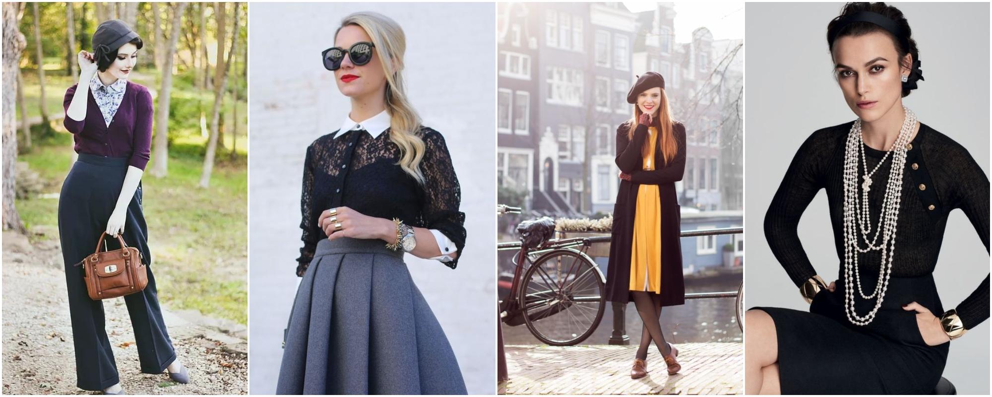 Moda Vintage no dia a dia – 7 dicas para não errar!