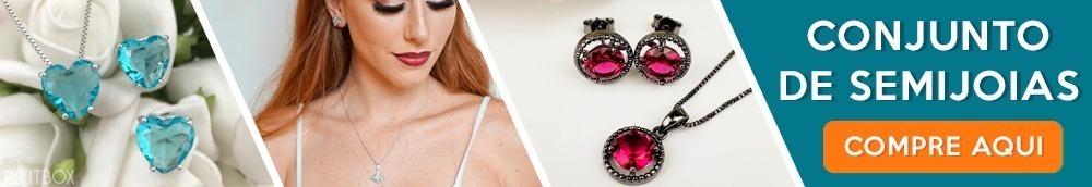 Onde comprar Conjunto de joias – Conjunto de colares e brincos