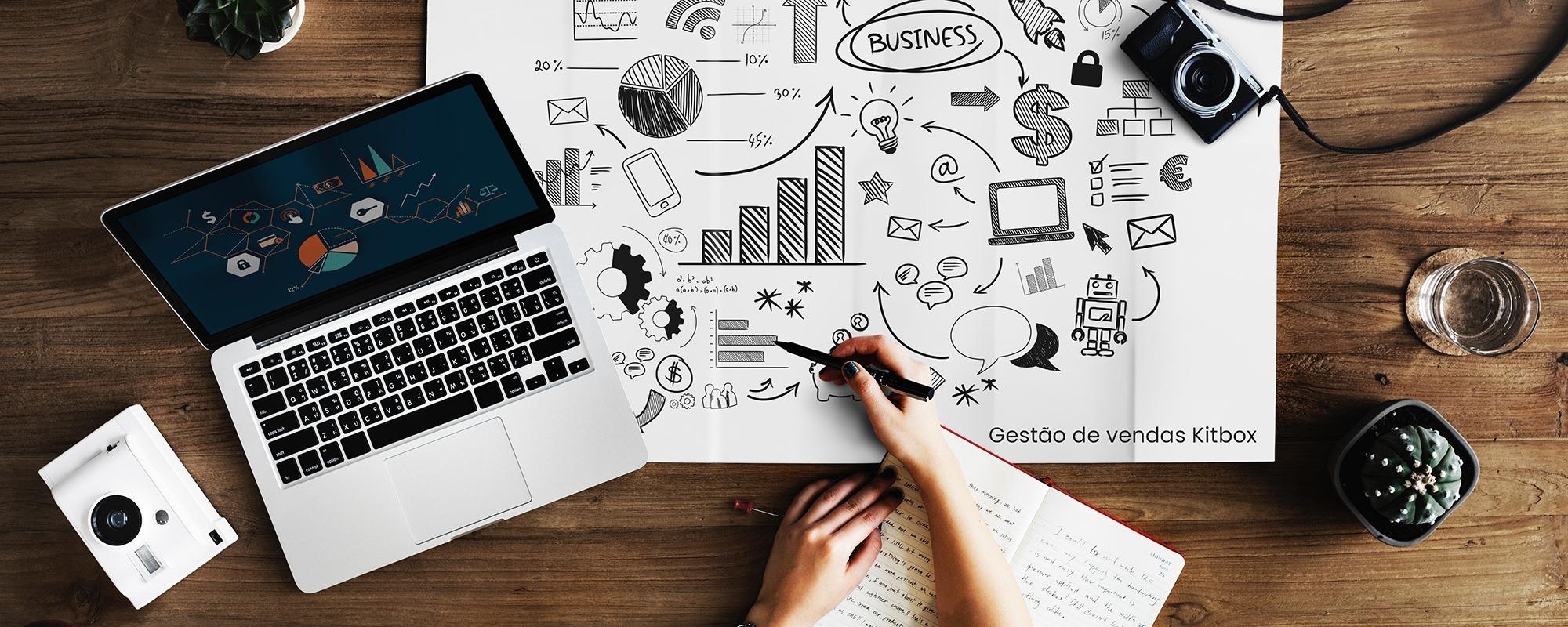 O que é Gestão de vendas e como funciona?