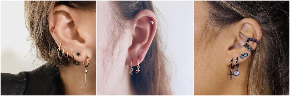 Tendência ear bling 1