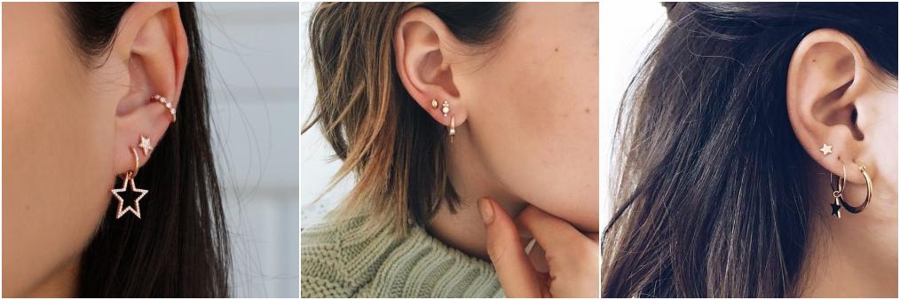 Tendência ear bling 2