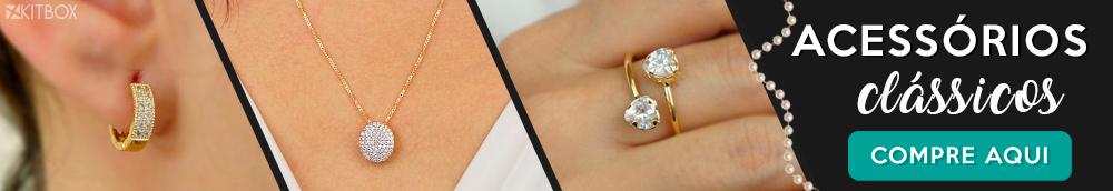 Onde comprar joias clássicas?
