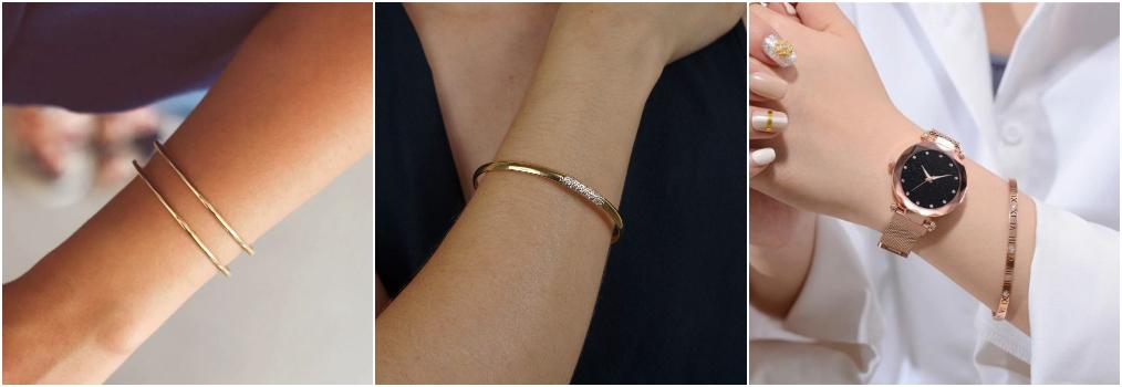 Acessórios e Joias Clássicas - Bracelete