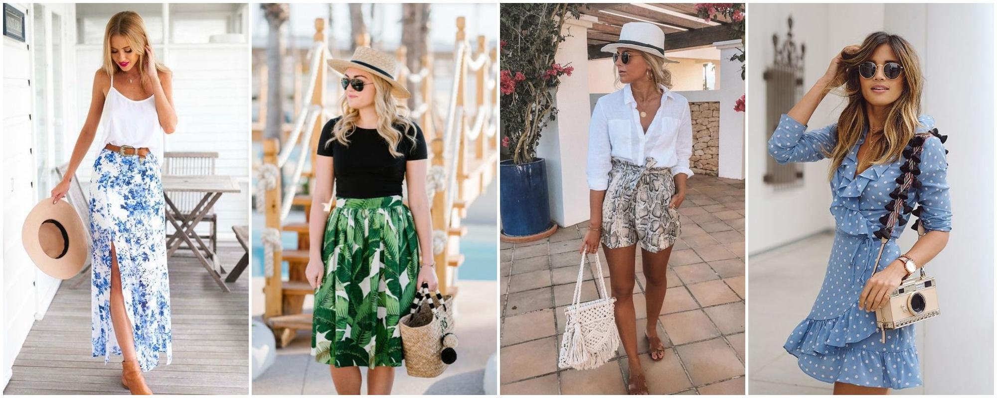 Tendências de Moda Primavera Verão 2019 2020
