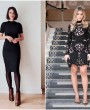 28 Looks de como usar Vestido Tubinho Preto