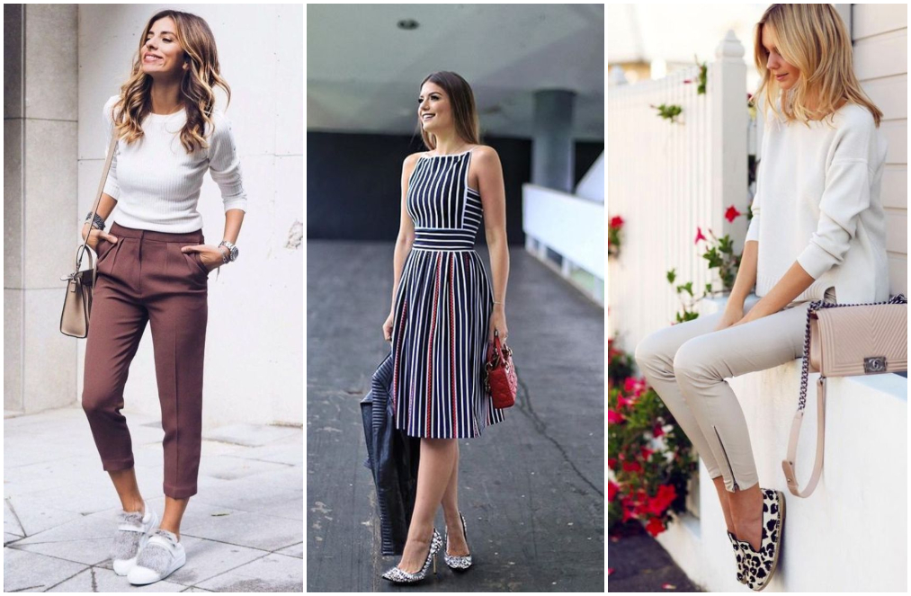 Dress code casual feminino