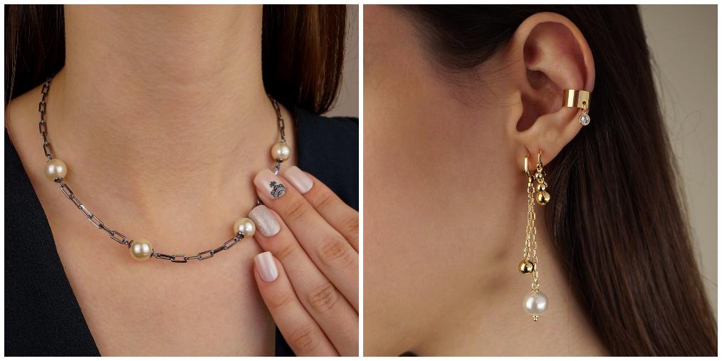 Tendências de joias e bijuterias Primavera Verão 2019
