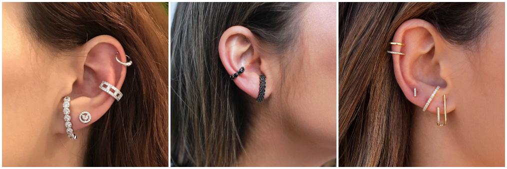 Brinco Ear Hook, o mais moderno dos brincos chegou