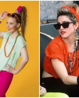 Roupas anos 80 dicas de looks
