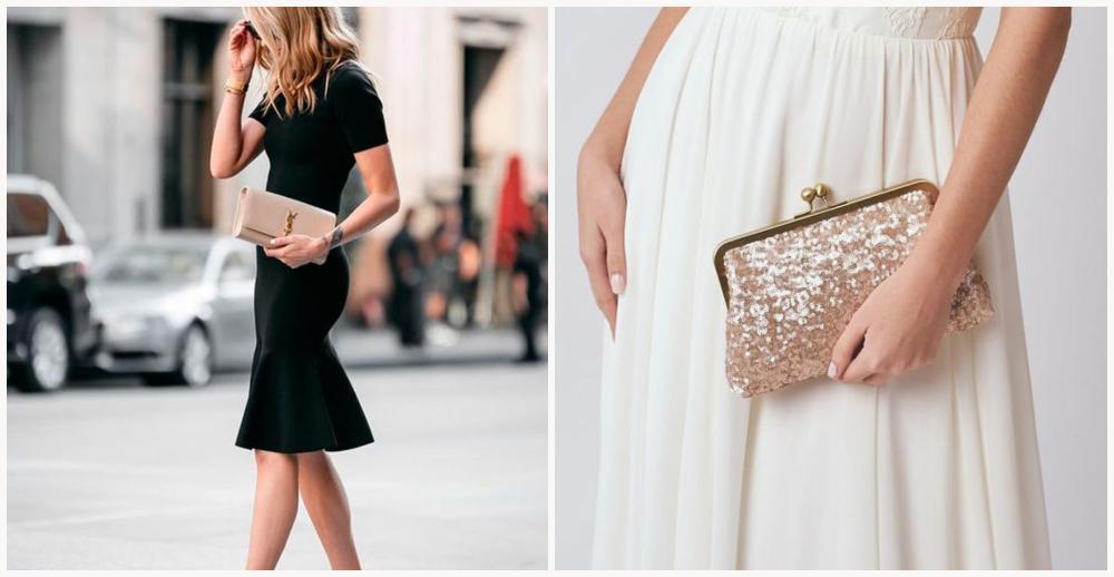 Modelos de bolsas femininas clutch de festa