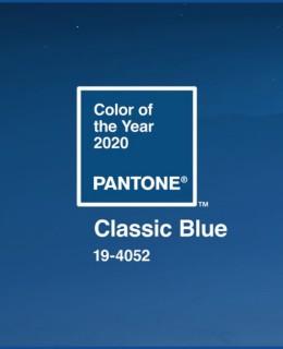 Pantone Cor do Ano 2020