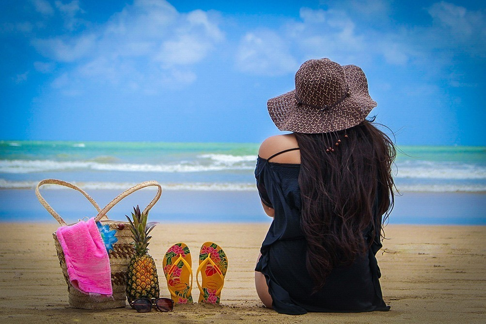 Acessórios para praia bolsas