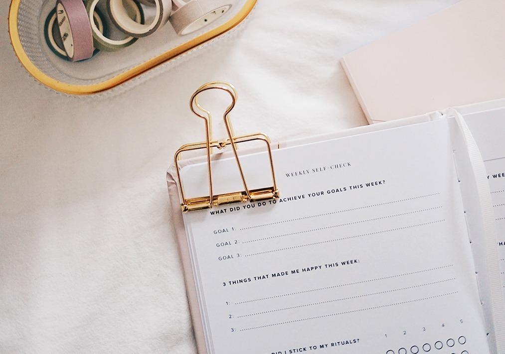 Como organizar a vida com 5 dicas práticas