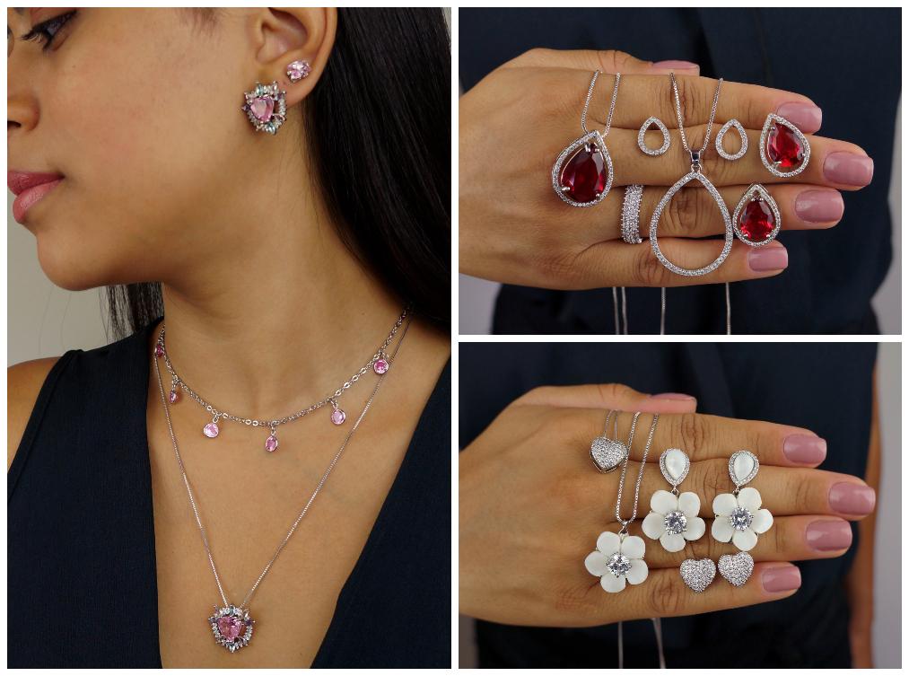 O que você precisa saber na hora de comprar semi joias pela internet