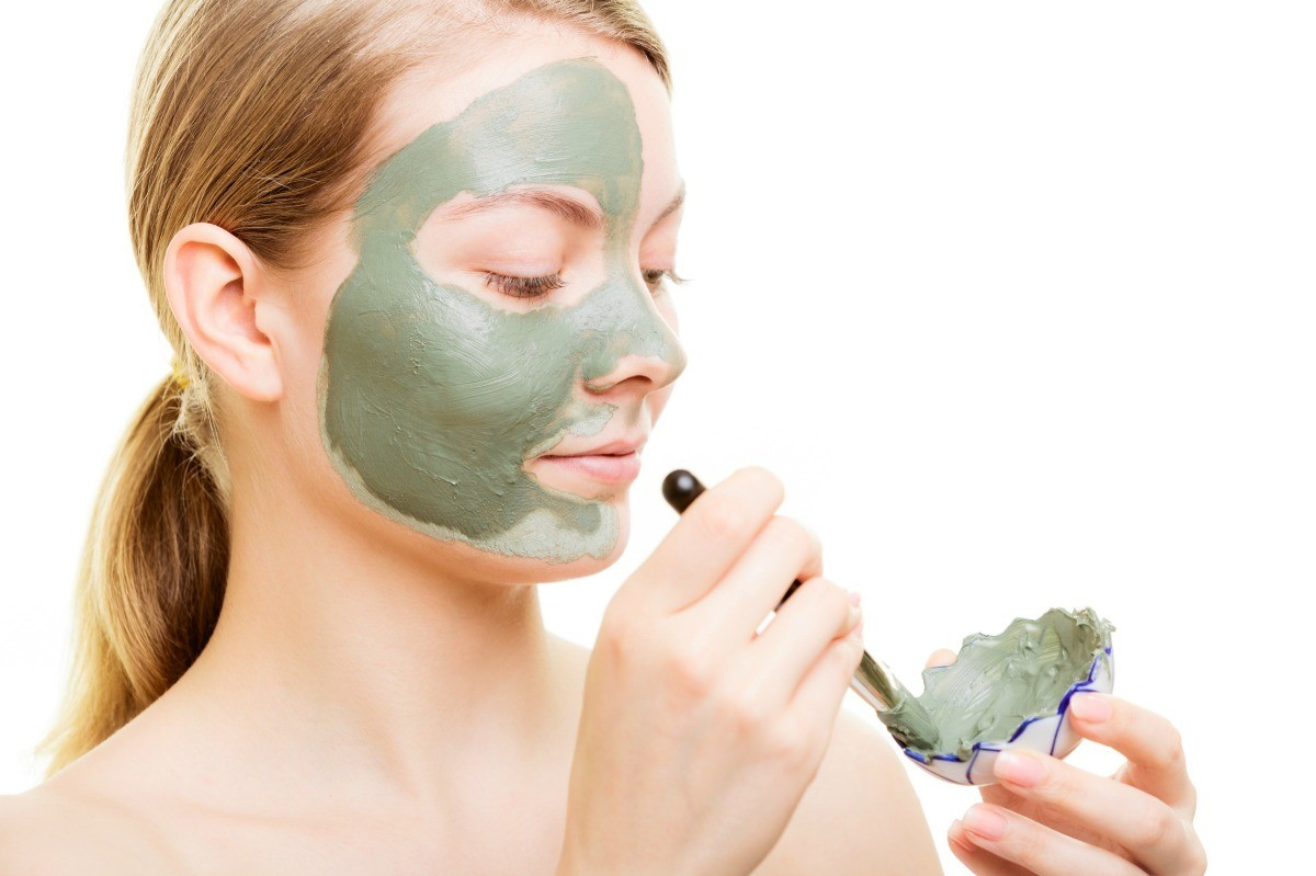 Como preparar máscara de argila