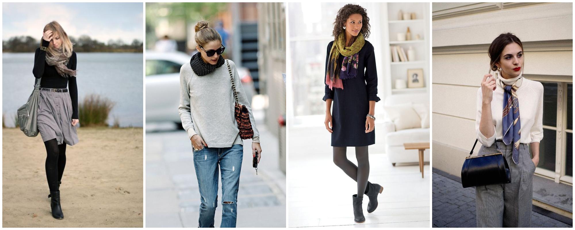 Como usar cachecol: Dicas de looks e amarrações