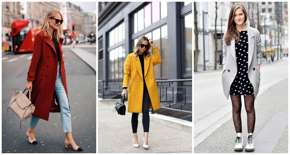 Looks de Frio com casaco