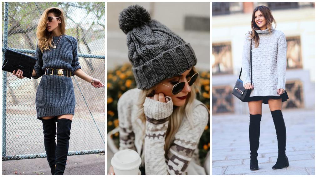 Como usar tricot de forma estilosa