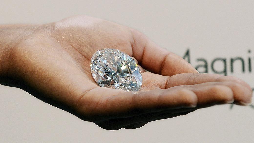 Tipos de Lapidação Diamante