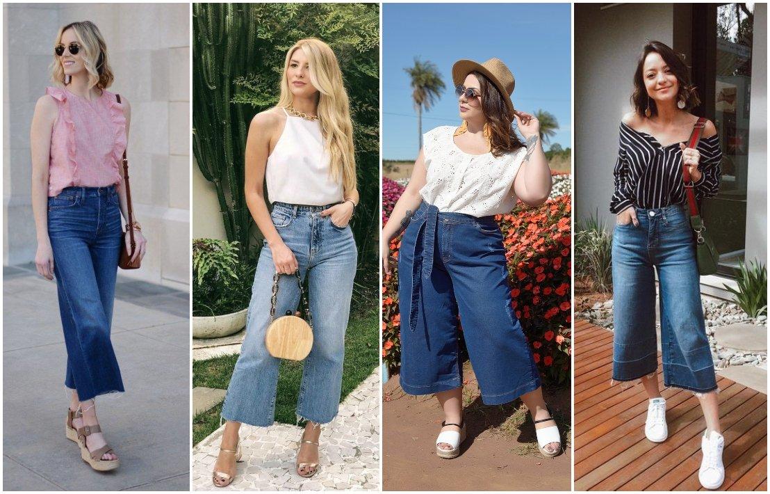 8 Formas de usar Calça Pantacourt com estilo
