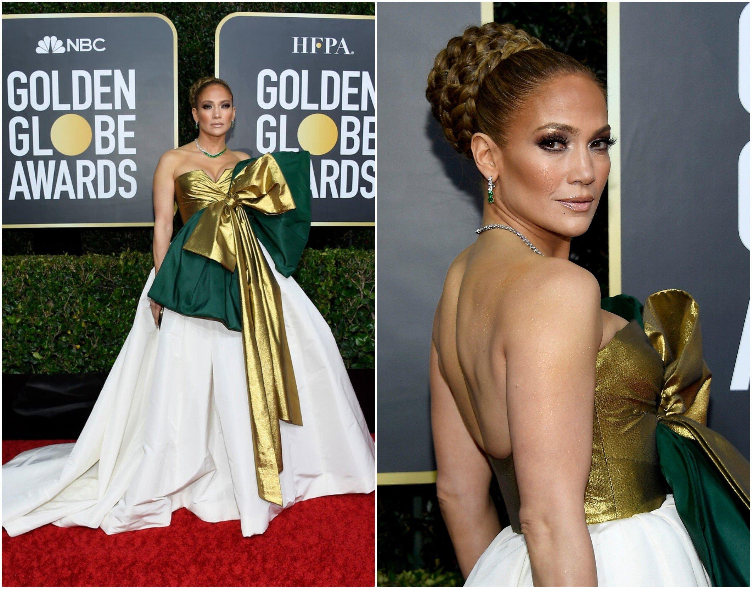Globo de ouro 2021: confira os looks do evento