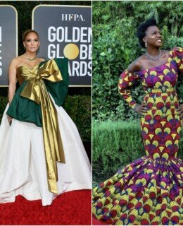 Globo de ouro 2021: confira os looks das celebridades